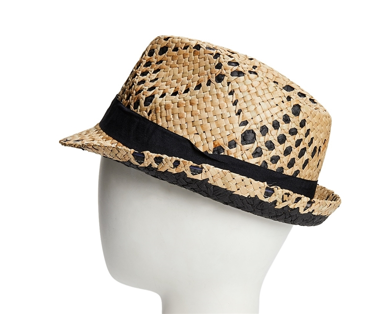 Wholeasale Mens Fedoras - Handwoven Straw Beach Fedora Hats - Los Angeles,  Calfornia Hat Wholesaler