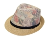 wholesale wild things straw fedora
