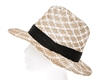 wholesale summer panama hats for women seagrass straw