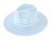 Wholesale Panama Hats - Straw Summer Colors
