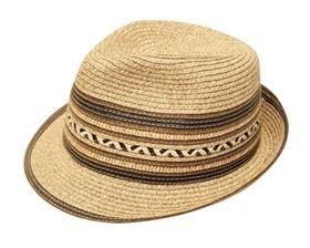 08a51349f2e Wholesale Straw Fedora Hats - Summer Fedoras