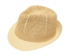 wholesale fall fedora hats natural knitted womens mens dress hats wholesale