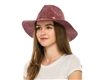 Wholesale Panama Hats Knit with Natucial Band