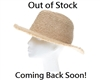 Wholesale Raffia Straw Panama Hats