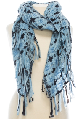 wholesale cozy blanket scarf