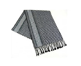 wholesale 100% silk knitted scarf