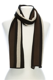 wholesale vertical stripes scarf