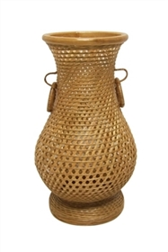 wholesale tall flower vases bamboo