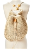 bulk straw backpacks - wholesale festival boho straw bags - cheap bulk straw bags