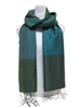 wholesale SILKY TONAL STRIPED SCARF