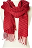 bulk soft winter scarves - red scarves wholesale