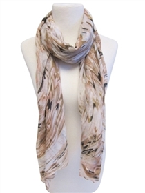 wholesale summer swirls scarf
