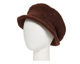 wholesale chenille hats bucket fall winter hat