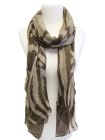 wholesale animal stripes scarf