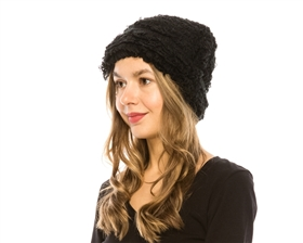 wholesale Hand Crocheted Beanie