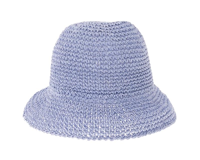 4e62496c Bulk Straw Womens Hats - Crochet Straw Wholesale Hats - Ladies Rollers