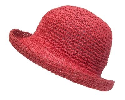 Bulk Straw Womens Hats - Crochet Straw Wholesale Hats - Ladies Rollers 3bd5ffe6791
