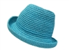bulk straw womens hats - crochet straw cloche hats wholesale