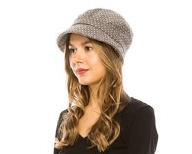 wholesale wool blend cloche