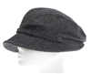 wholesale buttoned cloche