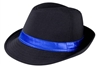 wholesale black fedora hats womens