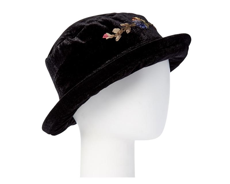 98605 Vintage Velvet Bucket Hat