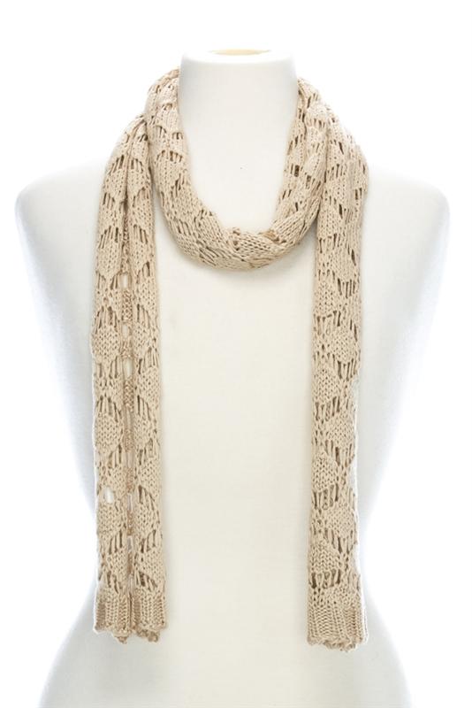 Wholesale Crochet Scarves