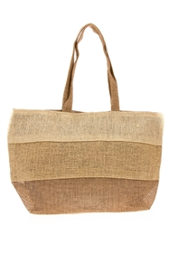 wholesale large Toyo Straw Stripe Beach Bag