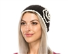 Wholesale Black Cotton Headwraps