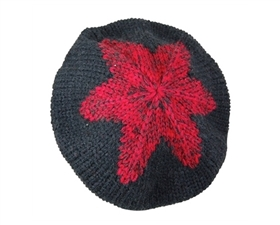 wholesale star pattern beret