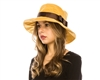 wholesale womens bucket hats - vegan faux suede hats