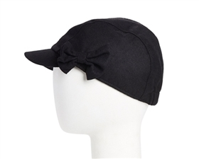 wholesale jockey rider cap  bow