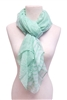 wholesale summer scarves spots and stripes scarf