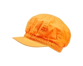wholesale cotton cabbie hat ladies fashion caps cadets