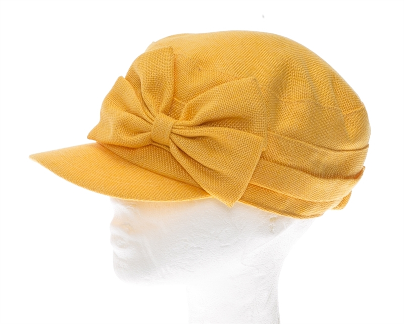 9946-88 Cadet Cap with Big Bow