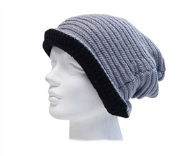 wholesale fashion beanies reversible hats