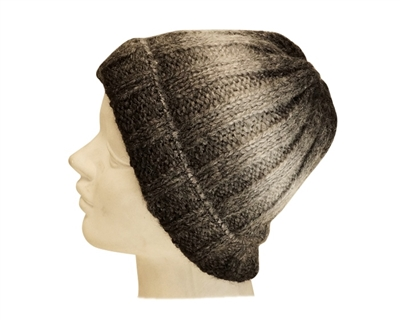 wholesale fashion beanies space dyed womens winter hats