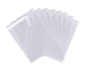 wholesale resealable clear bags