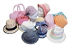 Wholesale Spring Summer Kids Hat Accessories Grab Bag