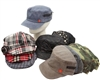Wholesale Cabbies Caps Winter Accessories Grab Bag