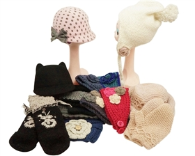 Wholesale Kids Winter Accessories Grab Bag