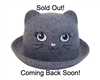 wholesale kids cat hat