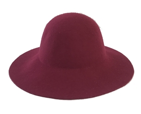 wholesale wool blend hats - fall winter hats wholesale - Felt Floppy Hat