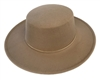wholesale wool blend hats - fall winter hats wholesale - Stiff Brim Bolero Hat- With Defect