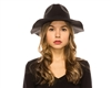 wholesale fall-winter hats - Faux Felt Panama Hat women's hat