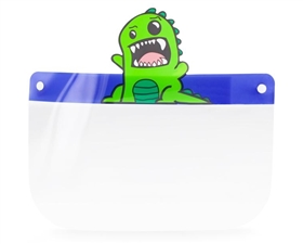 wholesale childrens dinosaur face shields - buy bulk face shields los angeles california usa