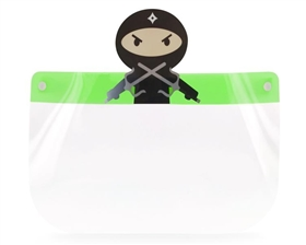 wholesale childrens ninja face shields - buy bulk face shields los angeles california usa