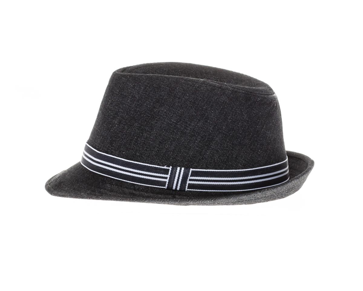 Wholesale Denim Fedora Hats for Kids 1cc74684c03e